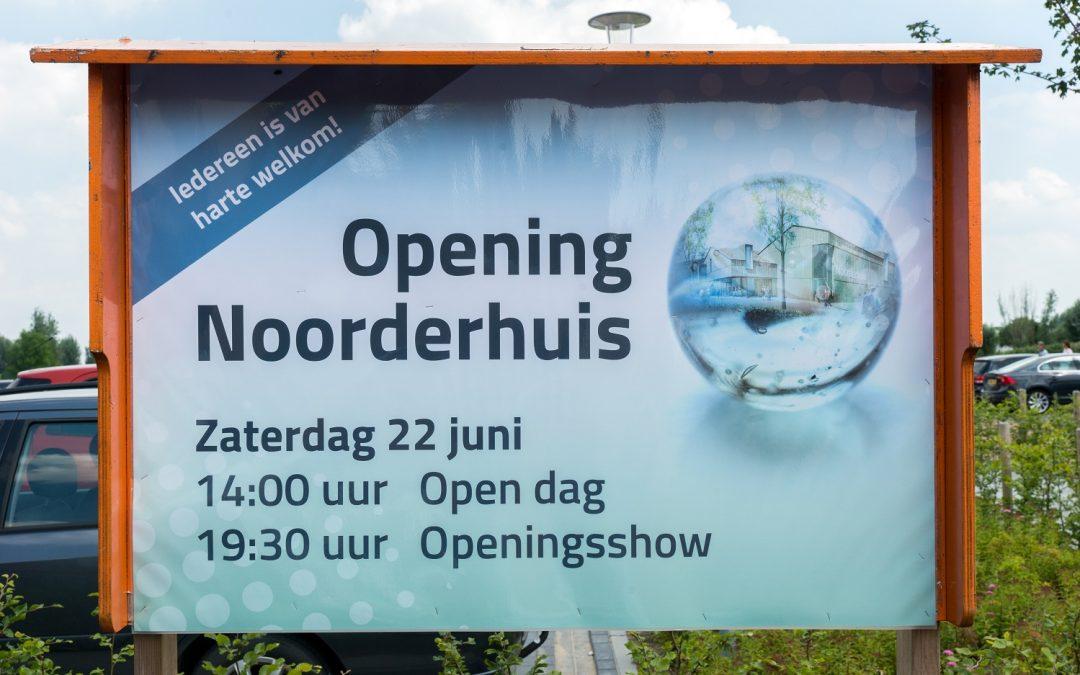 Foto-impressie opening Noorderhuis