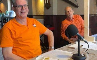 Foto's koningsdag Radio Oranje